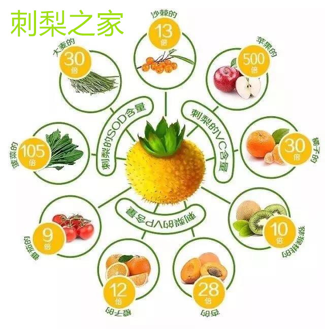 刺梨含有维生素C吗?补充维生素C就能美白