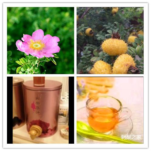 刺梨蜂蜜组合的方法及好处!